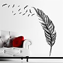 cheap Discount Makeup-Still Life Wall Stickers Plane Wall Stickers Decorative Wall Stickers, Vinyl Home Decoration Wall Decal Wall Glass/Bathroom