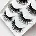 cheap Rhinestone & Decorations-Makeup Tools False Eyelashes Makeup Eye Daily Daily Makeup Lifted lashes Volumized Curly Cosmetic Grooming Supplies