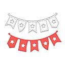 tanie Rekwizyty świąteczne-Figurki majsterkowanie Metalowy Dla chłopców Dla dzieci Prezent 1 pcs