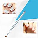 abordables Calcomanías de Uñas-1 pcs Etiqueta engomada de la transferencia arte de uñas Manicura pedicura Moda Diario