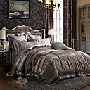 cheap High Quality Duvet Covers-Duvet Cover Sets Luxury Cotton Reactive Print 4 PieceBedding Sets