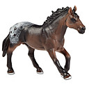 cheap Animal Action Figures-Horse Display Model Animals / Simulation Classic & Timeless / Chic & Modern Polycarbonate / Plastic Girls' Gift 1 pcs