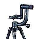 billige Tripods, monopods og tilbehør-Karbonfiber 240mm(H)*236mm(W)*120mm(L) Seksjoner Digital Kamera Vippe Hode
