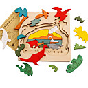 cheap 3D Puzzles-Jigsaw Puzzle Novelty Wooden Boys' Girls' Toy Gift