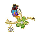 cheap Pins and Brooches-Women's Brooches - Fashion Brooch Golden For Casual