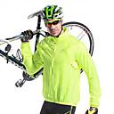 hesapli Kol Isıtıcılar,Bacak Isıtıcılar,Ayakkabı Kılıfları-Mysenlan Erkek Bisiklet Ceketi Bisiklet Ceket / Üstler Rüzgar Geçirmez, Sıcak Tutma, Hızlı Kuruma Solid Elastane Açık Yeşil Dağ Bisikletçiliği Yarı Form Fit Bisiklet Elbiseleri İleri Dikiş Teknikleri