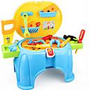 Недорогие Игрушечная еда и всё для кухни-Ролевые игры Оригинальные пластик Детские Мальчики Игрушки Подарок