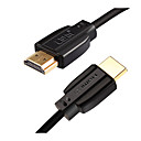cheap HDMI Cables-HDMI 2.0 HDMI 2.0 to HDMI 2.0 4K*2K 2.0m(6.5Ft) 10 Gbps