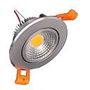 economico Lampadine LED ad incasso-ZDM® 1pc 5 W 500-600 lm Faretti LED 1 Perline LED COB Decorativo Bianco caldo / Luce fredda 85-265 V / 1 pezzo / RoHs