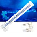 abordables Iluminación de Acuario-Acuarios Luz LED Blanco Con Interruptor(es) Lámpara led 220 VV