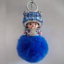 رخيصةأون حلقات الأذن-مفتاح سلسلة ألماسي محبوب كريستال 1pcs كرتون للأطفال صبيان هدية