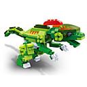 preiswerte Videospiele Cosplay Perücken-Bausteine Bausatz Spielzeug Bildungsspielsachen 175 pcs Dinosaurier Jungen Mädchen Spielzeuge Geschenk