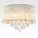 cheap Ceiling Lights-6-Light Flush Mount Downlight - Crystal, 110-120V / 220-240V Bulb Not Included / 20-30㎡ / E12 / E14