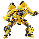 cheap Robots-GUDI Robot / Toy Car / Building Blocks 211pcs Warrior / Machine / Robot Transformable / Creative / Cool Classic & Timeless / Chic &