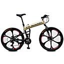 preiswerte Fahrräder-Geländerad / Falträder Radsport 21 Geschwindigkeit 26 Zoll / 700CC Shimano Scheibenbremsen Federgabel Rutschfest Stahl