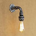 رخيصةأون شمعدان الحائط-قديم / رجعي / زهري مصابيح الحائط معدن إضاءة الحائط 110-120V / 220-240V 40W / E26 / E27