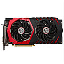 billige CPU-MSI Video Graphics Card GTX1060 1594-1809 MHz 8100 MHz 6 GB / 192 bit GDDR5