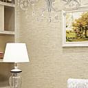 preiswerte Tapete-Art Deco 3D Tapete Für Privatanwender Zeitgenössisch Wandverkleidung , Andere Stoff Klebstoff erforderlich Tapete , Zimmerwandbespannung