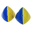 baratos Cubos de Rubik-Rubik's Cube shenshou Pyramid 2*2*2 3*3*3 Cubo Macio de Velocidade Cubos mágicos Cubo Mágico Clássico Crianças Adulto Brinquedos Para Meninos Para Meninas Dom