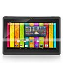 billige Tabletter-M750D3 7 tommers Android tablet (Android 4.4 1024 x 600 Kvadro-Kjerne 512MB+8GB) / 32 / TFT / Mikro USB / Tf Kort Spor / Hodetelefon Jack 3.5Mm