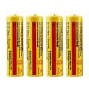 preiswerte Taschenlampen-Batterie Wiederaufladbar Notfall für 18650 18650