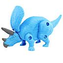 baratos Figuras de dinossauro-Dragões & Dinossauros Brinquedos de Montar Figuras de dinossauro tiranossauro Dinossauro jurássico Triceratops Dinossauro Tiranossauro Rex