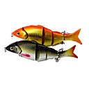 cheap Men's Necklaces-2 pcs Fishing Lures Hard Bait Plastic / Metal General Fishing