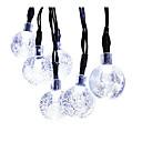 levne Stolní lampy-GMY® 6m Světelné řetězy 30 LED diody Bílá Dobíjecí / Voděodolné <5 V / IP44