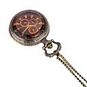 ieftine Ceasuri La Modă-JUBAOLI Bărbați Ceas de buzunar Quartz Bronz Ceas Casual / Analog Casual - Bronz Un an Durată de Viaţă Baterie / SSUO LR626