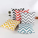 cheap Pillow Covers-1 pcs Chenille Pillow Case, Striped / Geometric Modern / Contemporary / Traditional / Classic