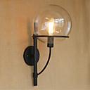 abordables Luces de Pared-Innovador / Campestre / Retro Lámparas de pared Metal Luz de pared 110-120V / 220-240V 40W