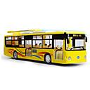 baratos Carros de brinquedo-Carros de Brinquedo Ônibus Ônibus Ônibus de dois andares Clássico Música e luz Clássico Para Meninos Para Meninas Brinquedos Dom