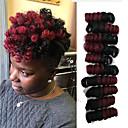 cheap Hair Braids-Braiding Hair Bouncy Curl / Crochet Twist Braids / Hair Accessory / Human Hair Extensions 100% kanekalon hair Hair Braids Daily