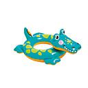 お買い得  水のおもちゃ-クロコダイル プール / 水あそび系エア玩具 / ドーナツ型浮き輪 PVC 子供用 男の子