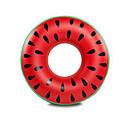 billige Oppustelige baderinge, svømmedyr  og pool-loungers-Fuchsia Oppustelige badedyr Donut baderinge Extra Large Tyk PVC Voksne Drenge