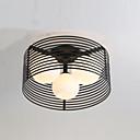 tanie Mocowanie przysufitowe-3 światła Podtynkowy Światło rozproszone Malowane wykończenia Metal Szkło Styl MIni 110-120V / 220-240V Nie zawiera żarówek / E26 / E27