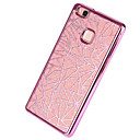 cheap Cell Phone Cases & Screen Protectors-Case For Huawei P9 Huawei P9 Lite Huawei P8 Huawei Huawei P8 Lite Plating Back Cover Glitter Shine Soft TPU for Huawei P9 Lite Huawei P9