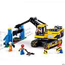 baratos Figuras de dinossauro-Sluban Blocos de Construir Quadrada Para Meninos Unisexo Brinquedos Dom