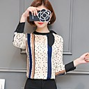 cheap Shoulder Bags-Women's Work Street chic Blouse - Polka Dot Stand