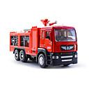 olcso Toy Teherautók és építőipari járművek-Tűzoltóautó Toy Teherautók és építőipari járművek Játékautók 01:50 Zene és fény Autići na navijanje Műanyag Gyermek Fiú Lány Játékok Ajándék