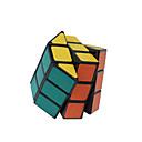voordelige Oorbellen-Rubiks kubus Achthoekige kolom 3*3*3 Soepele snelheid kubus Magische kubussen Puzzelkubus Gladde sticker Geschenk Unisex