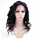 cheap Human Hair Wigs-Human Hair Glueless Lace Front Lace Front Wig Loose Wave Wig 150% Hair Density Natural Hairline African American Wig 100% Hand Tied Women's Short Medium Length Long Human Hair Lace Wig