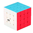 cheap Rubik's Cubes-Rubik's Cube QI YI Revenge 4*4*4 Smooth Speed Cube Magic Cube Puzzle Cube Smooth Sticker Gift Unisex