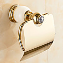 cheap People Paintings-Toilet Paper Holder Contemporary Brass 1 pc - Hotel bath