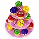 abordables Utensilios de Decoración-Soportes En ciernes para el caramelo Chocolate Cupcake Pastel Pan Papel Alta calidad