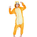 povoljno Modne naušnice-Odrasli Kigurumi plišana pidžama Majmun Onesie pidžama Velvet Mink Bijela Cosplay Za Muškarci i žene Zivotinja Odjeća Za Apavanje Crtani film Festival / Praznik Kostimi