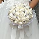 baratos Bouquets de Noiva-Bouquets de Noiva Buquês / Outros / Flor Artificial Casamento / Festa / Noite Material / Miçangas / Renda 0-20cm