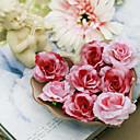 baratos Adesivos de Parede-Bouquets de Noiva Buquês Outros Decorações Casamento Festa / Noite Presente Material Cetim 0-20cm