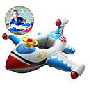 baratos Brinquedo de Água-Aeronave Boias de piscina infláveis PVC Infantil Brinquedos Dom
