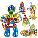 cheap Magnetic Building Blocks-Magnetic Blocks / Building Blocks / Educational Toy 98pcs Magnetic Girls' Gift